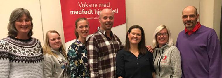 Nytt Styre i VMH 2018