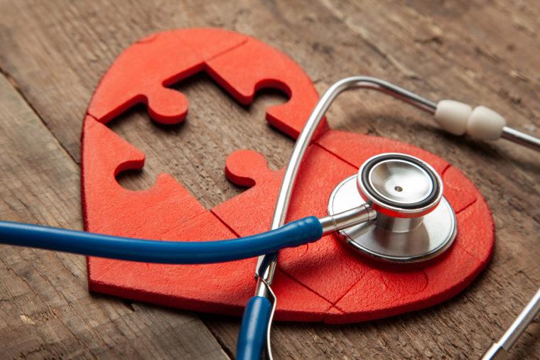 Når påvises hjertefeil?